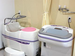 温浴療法装置